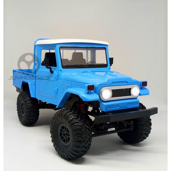 MN 1:12 FJ45 Toyota Land Cruiser Blue ,RTR Semi propo
