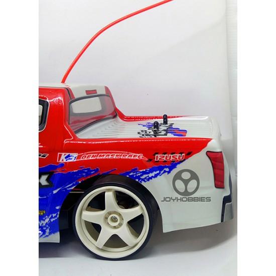 1:10 Sanzuan Drift Racing Turbo: Isuzu Dmax White