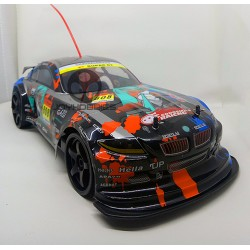 1:10 Sanzuan Drift Racing Turbo: BMW Z4 Itasha Hatsune Miku