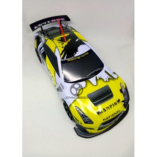 1:10 Sanzuan Drift Racing Turbo: Nissan GTR Yellow