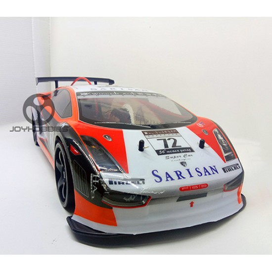1:10 Sanzuan Drift Racing Turbo: Lamborghini Gallardo