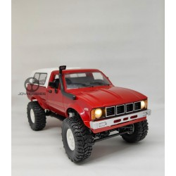 WPL C24 1:16 Hilux truck Red 4WD 2.4Ghz Full Propo RTR