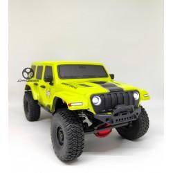 RGT 1:16 136161 JL  RTR : Jeep Rubicon JL Yellow