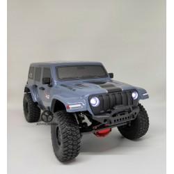 RGT 1:16 136161 JL  RTR : Jeep Rubicon JL Gray