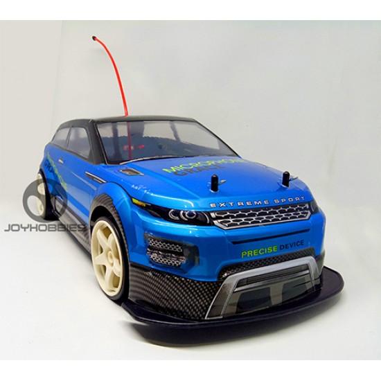 1:10 Sanzuan Drift Racing Turbo: Range Rover Blue