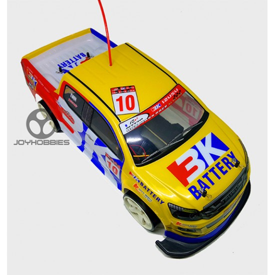 1:10 Sanzuan Drift Racing Turbo: Isuzu Dmax Yellow